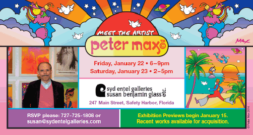 Syd Entel Galleries Susan Benjamin Glass Fine Art Glass Gallery Safety Harbor Florida Glass Art Florida Gallery