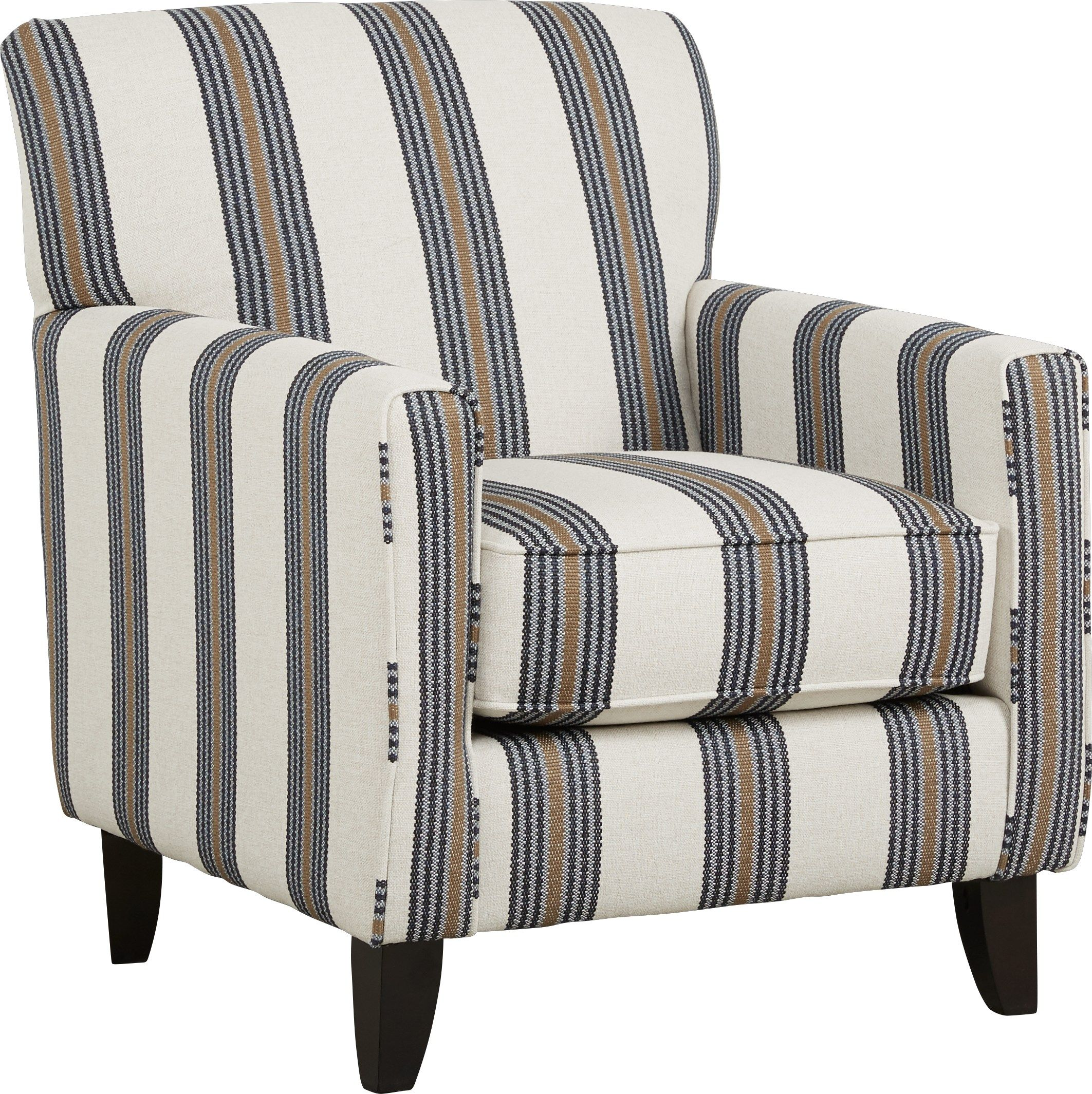 Roomstogo Briarcrest Beige Accent Chair 355 0 30w X 32d X 38h