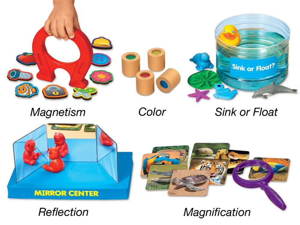 Lakeshore Toddler Science Center Science For Toddlers