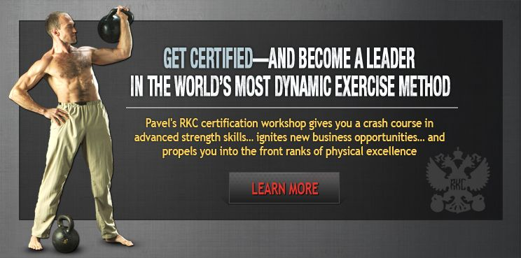 kettlebell dragon door certification dragondoor