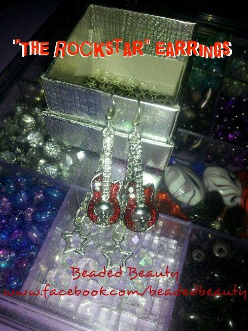 Bring out your inner rockstar. www.facebook.com/beadedbeauty