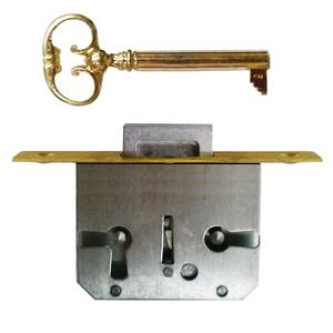 Full Mortise Lock 1 Backset Mortise Lock Furniture Diy Metal