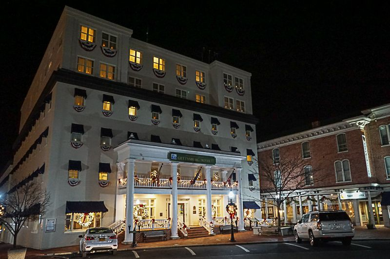 Gettysburg Hotel Offers Modern Historic Charm Gettysburg Hotel