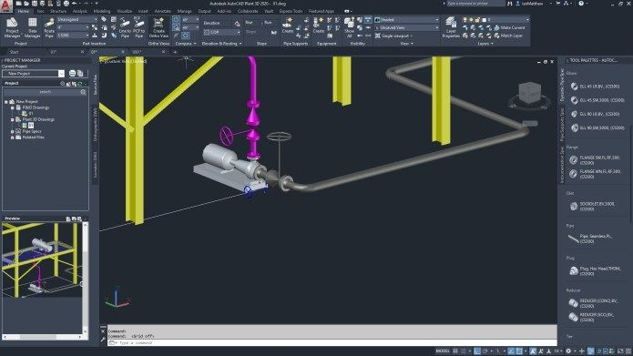 Download Autodesk Autocad Plant 3d 2020 X64 Full License Forever Autocad Learn Autocad Cnc Software