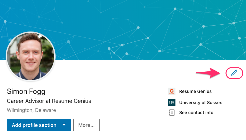 How to Upload Your Resume to LinkedIn (Like a Pro Resume