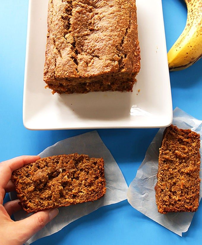 Banana Sweet Potato Bread (GF)   Recipe   Sweet potato ...