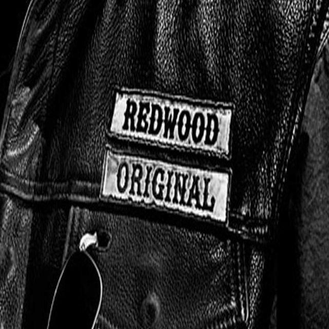 Redwood Original #SonsOfAnarchy