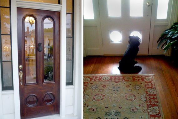 What Your Front Entryway Says About You Seeing Red Front Doors
