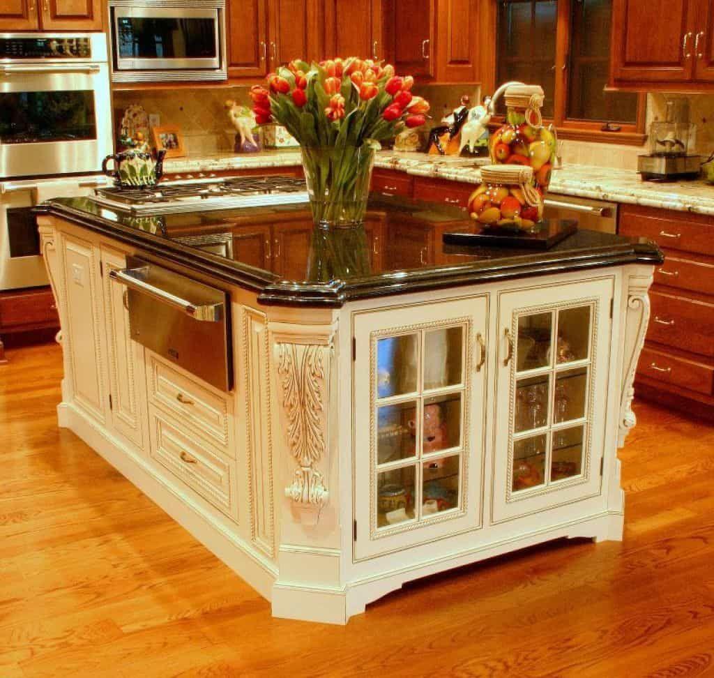 Dekorieren Sie Ihre Küche Insel | Einbauküche | Pinterest | Küche ...