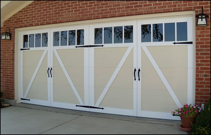 Forest Garage Doors Chicago Carriage Style Steel Garage Doors