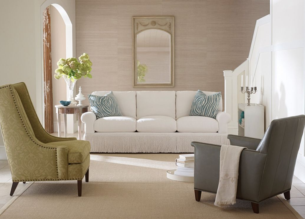 Taylor King Furniture. Placid Composure. | CHAIRS & SOFAS