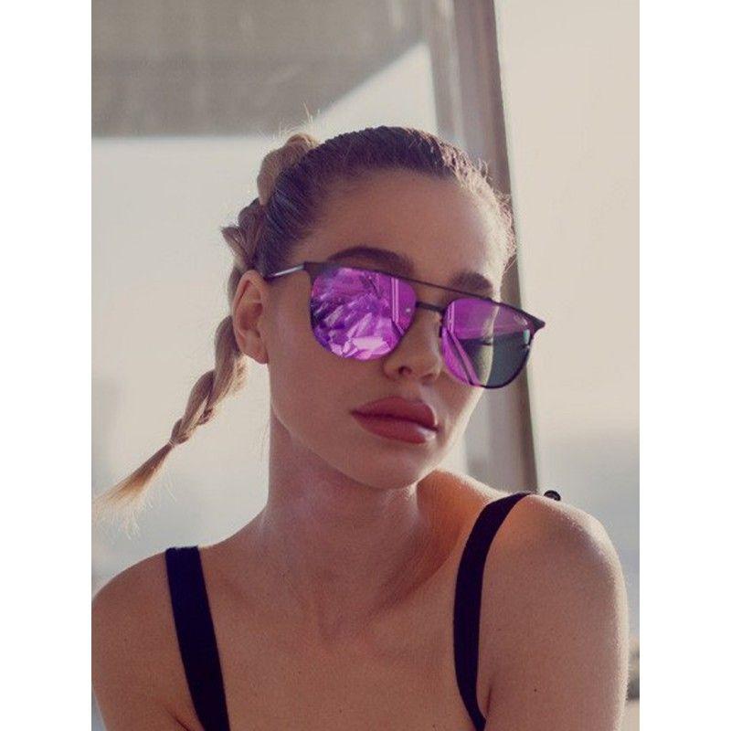565838f6e896f Quay Austrailia  Private Eyes Black Purple  Accessories