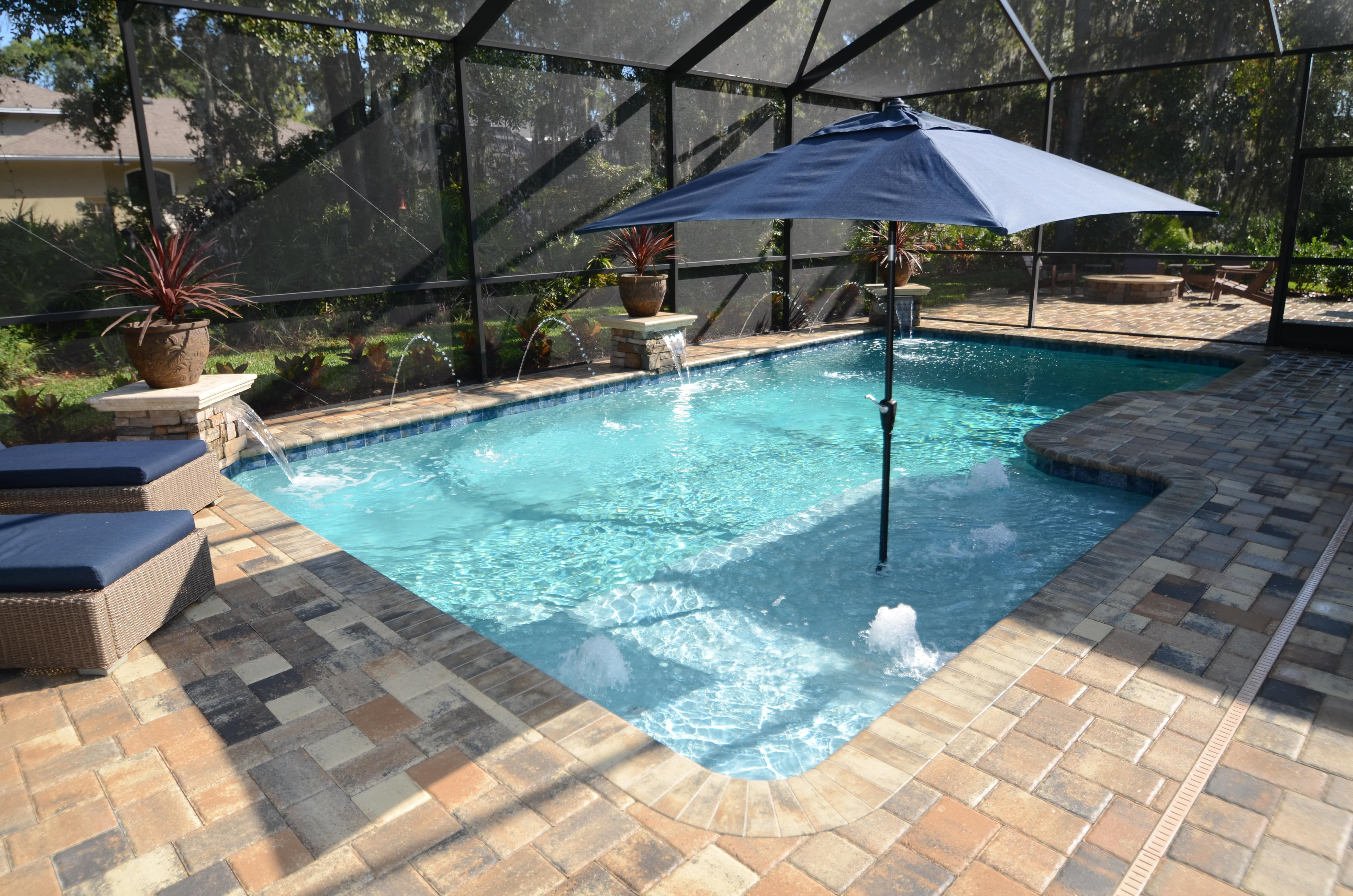 Ordinaire Davenport Swimming Pool Prices | Orlando Pool Design