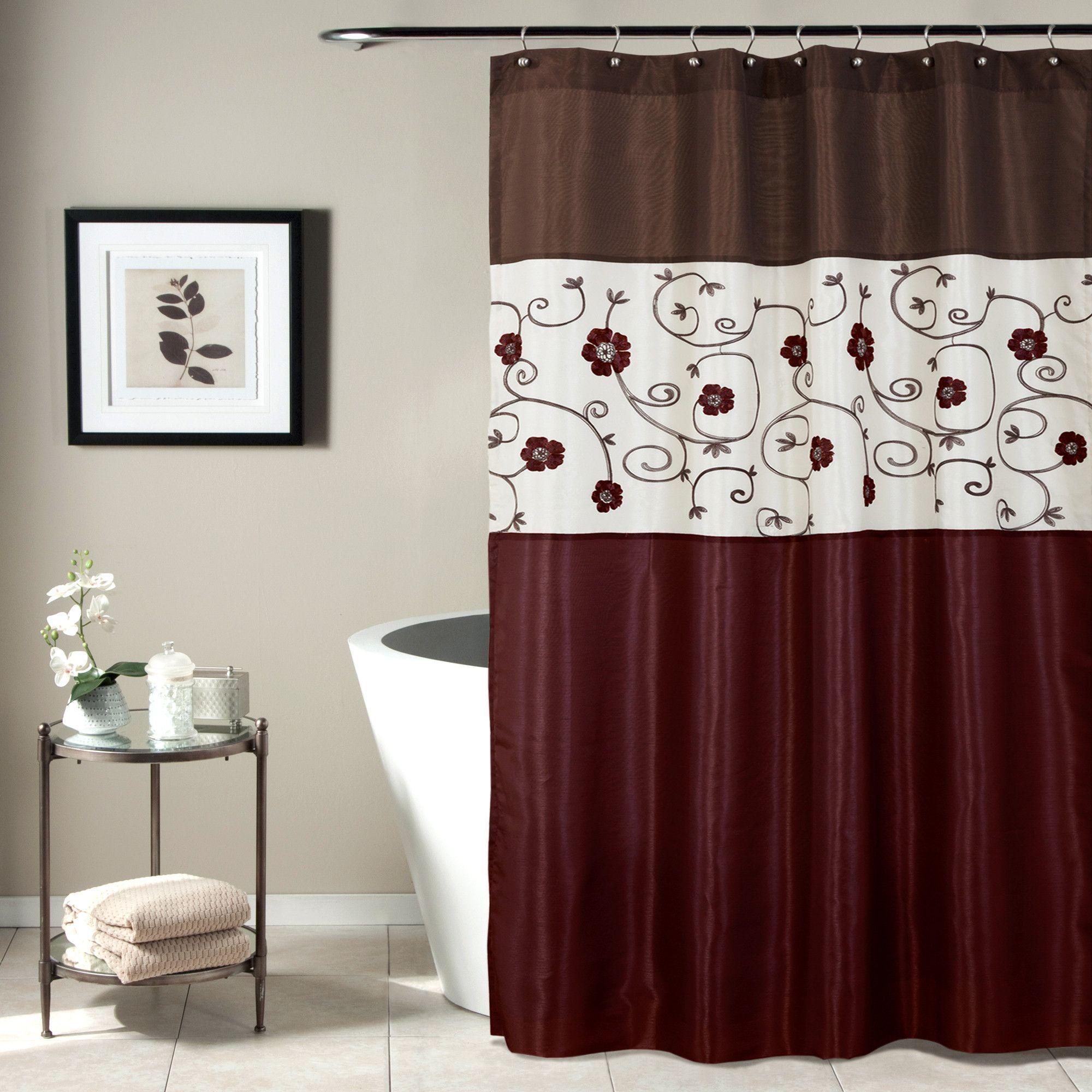 Royal Garden Shower Curtain