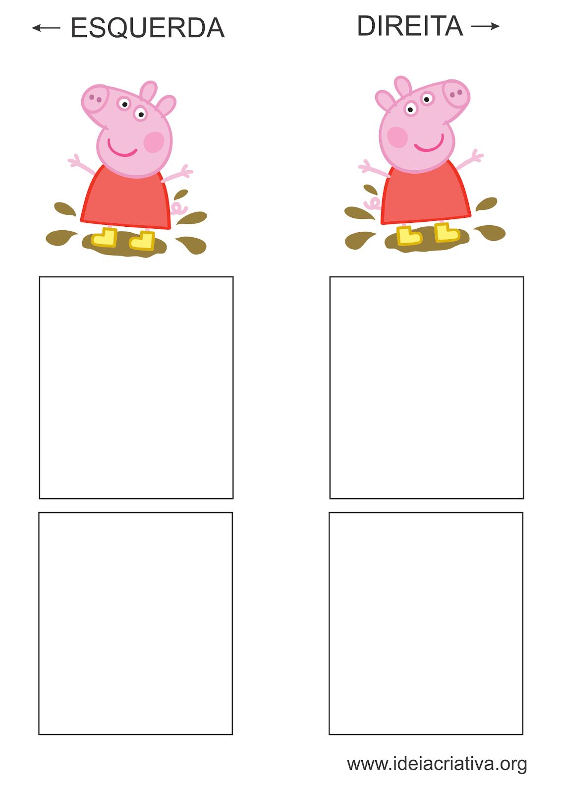 atividade-lateralidade-autismo-direita-esquerda-peppa-pig-poca-de-lama.png (1132×1600)