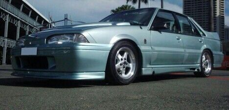 SV VL SS Group A | Tom Walkinshaw HSV | Holden commodore