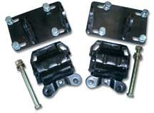 Chevy LS1 V8 S10 Mount kit. Fits 82-newer S-10 and Blazer ... on