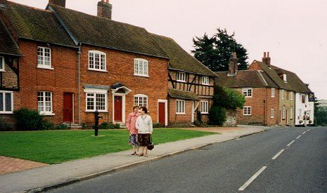 Southwick Village- Where I lived when I wasn't at the dorms. My ...