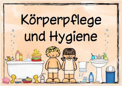ideenreise themenplakat k rperpflege hygiene sachunterricht pinterest hygiene. Black Bedroom Furniture Sets. Home Design Ideas