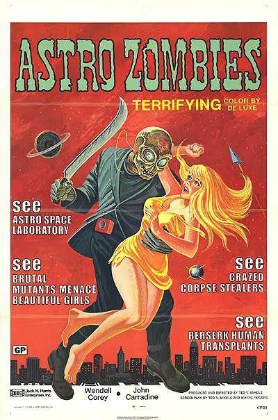 Astro Zombies....1968