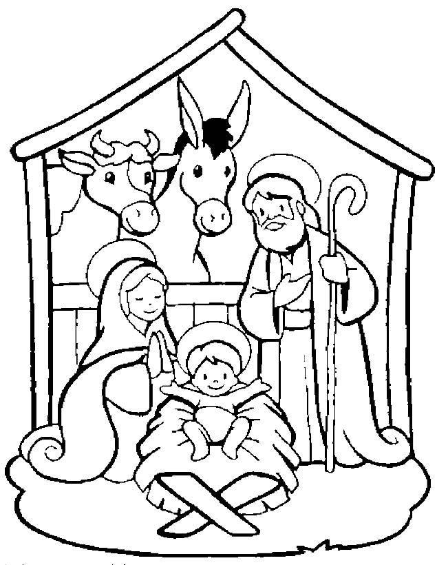 Resultado de imagen para casa navidea para colorear  NAVIDAD