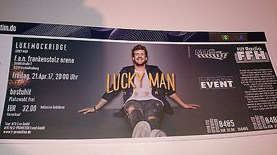 Luke Mockridge Tickets Saarbrücken
