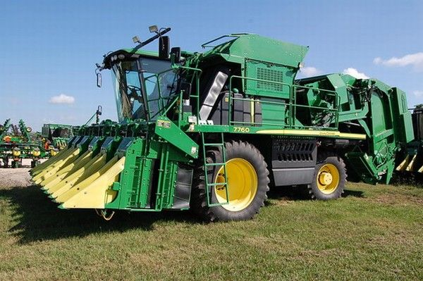 Shoppa's Farm Supply, Inc - John Deere 7760