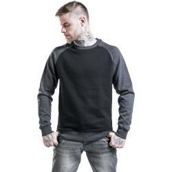 Photo of Urban Classics 2-Tone Raglan Sweatshirt Urban Classics