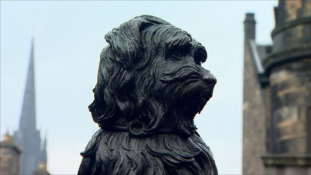 BBC News - Greyfriars Bobby tale is wrong claims Cardiff historian