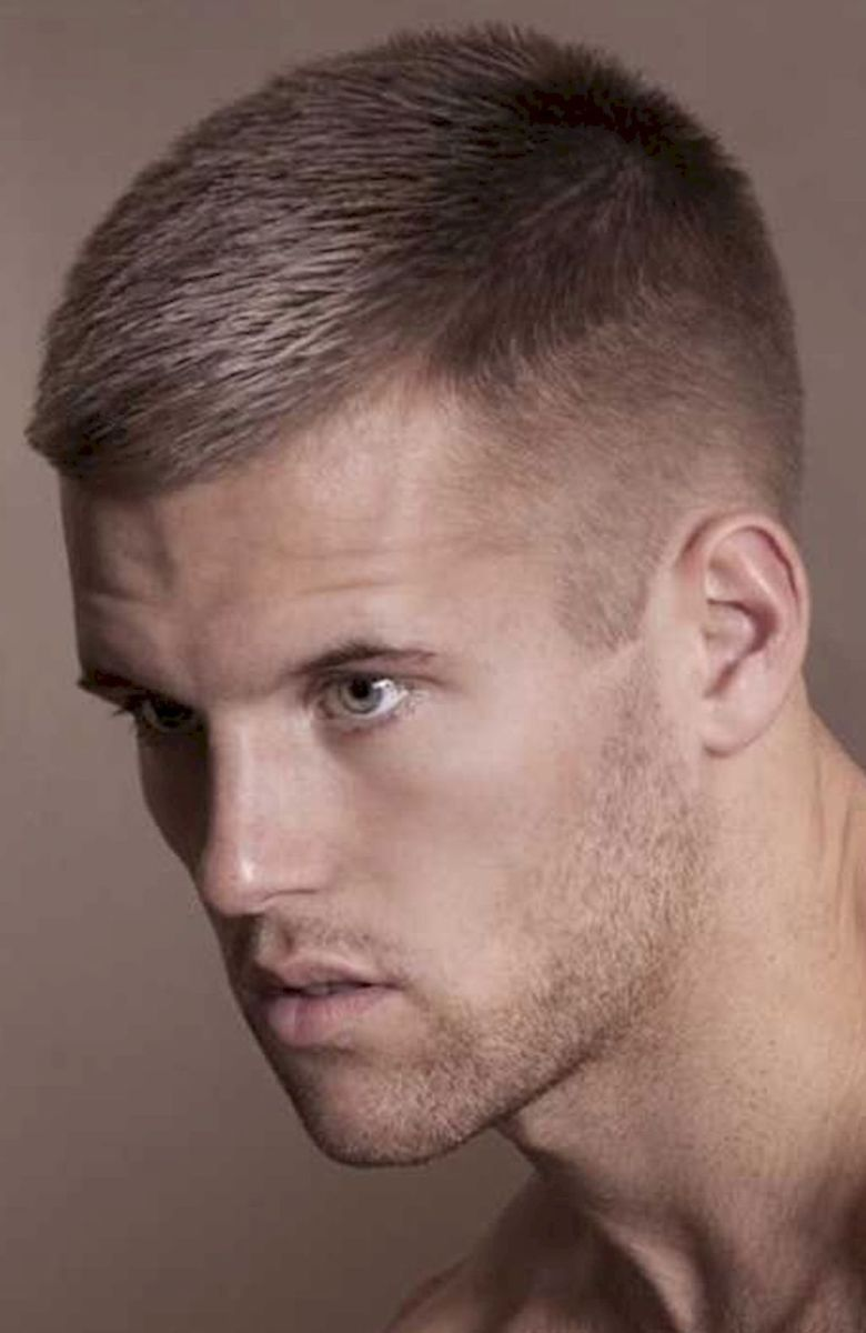 Short Haircuts For Men Fade Buzz Cuts 2