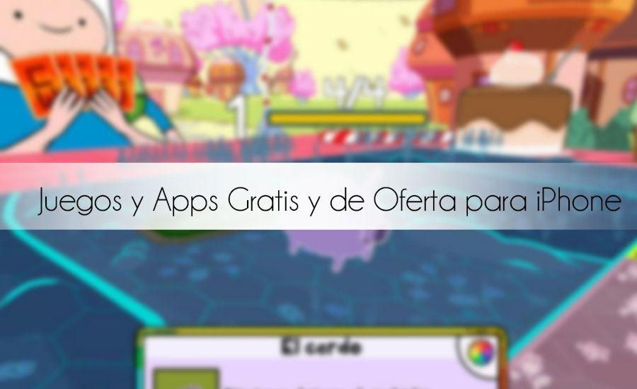 Juegos y Apps para iPhone con Descuento y GRATIS (19