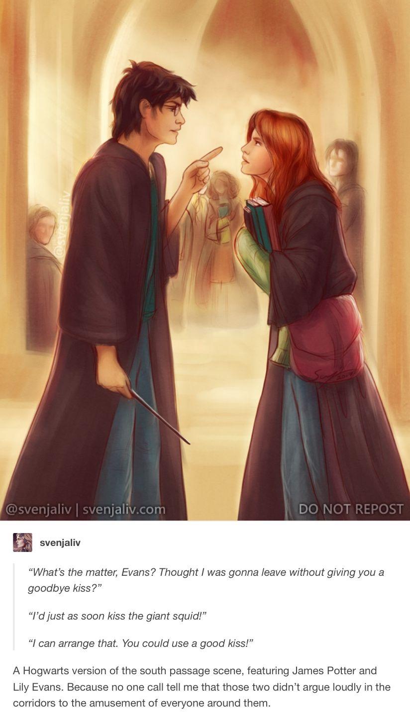 James And Lily Harry Potter Ginny Lily Potter Harry Potter Universal
