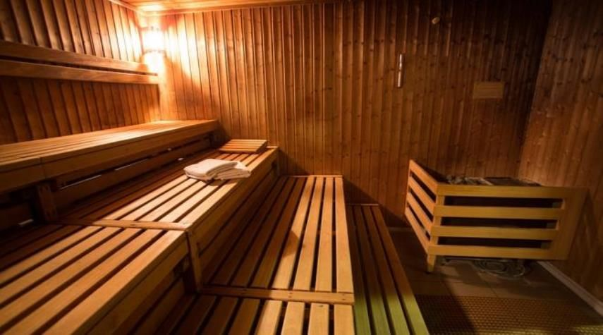 حمام سونا وزن را کاهش نمیدهد Sauna benefits, Sauna