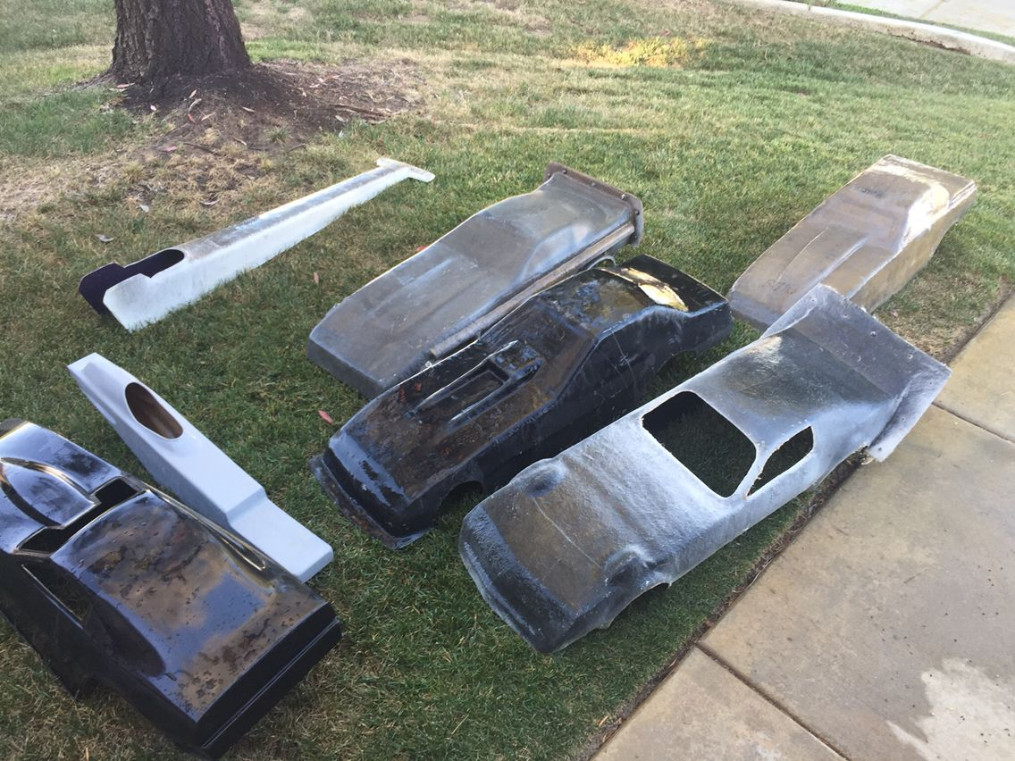 Original 1 4 Scale Body Molds Body Molding Rc Cars Car
