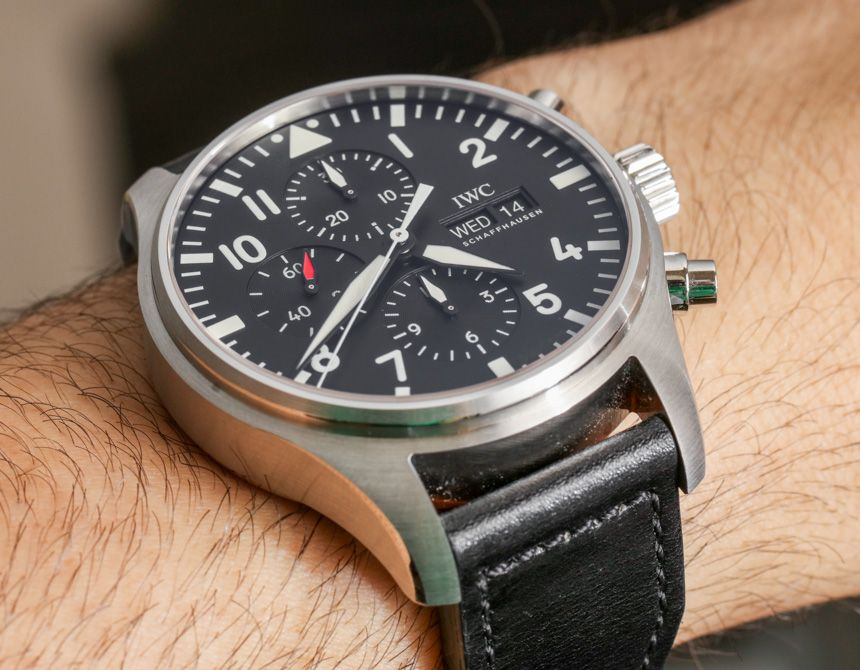 IWC Pilot's Watch Chronograph Watch Review in 2020