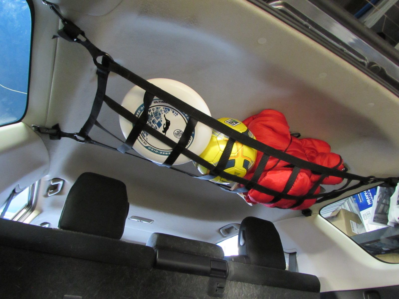 4runner 5th Gen Ceiling Net Toyota 4runner 4runner 4runner Mods
