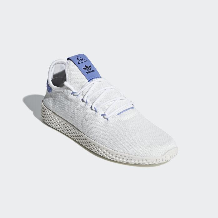 Adidas Originals Pharrell Williams Tennis Hu Pink Sneakers Stylish Sneakers Pink Sneakers