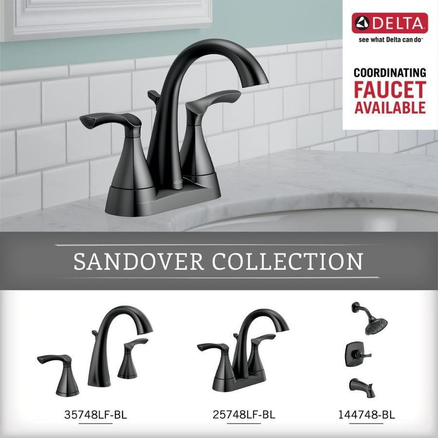 Delta Sandover Flat Black Wall Mount Pivot Toilet Paper Holder Lowes Com Vintage Bathroom Sinks Bathroom Faucets Black Walls