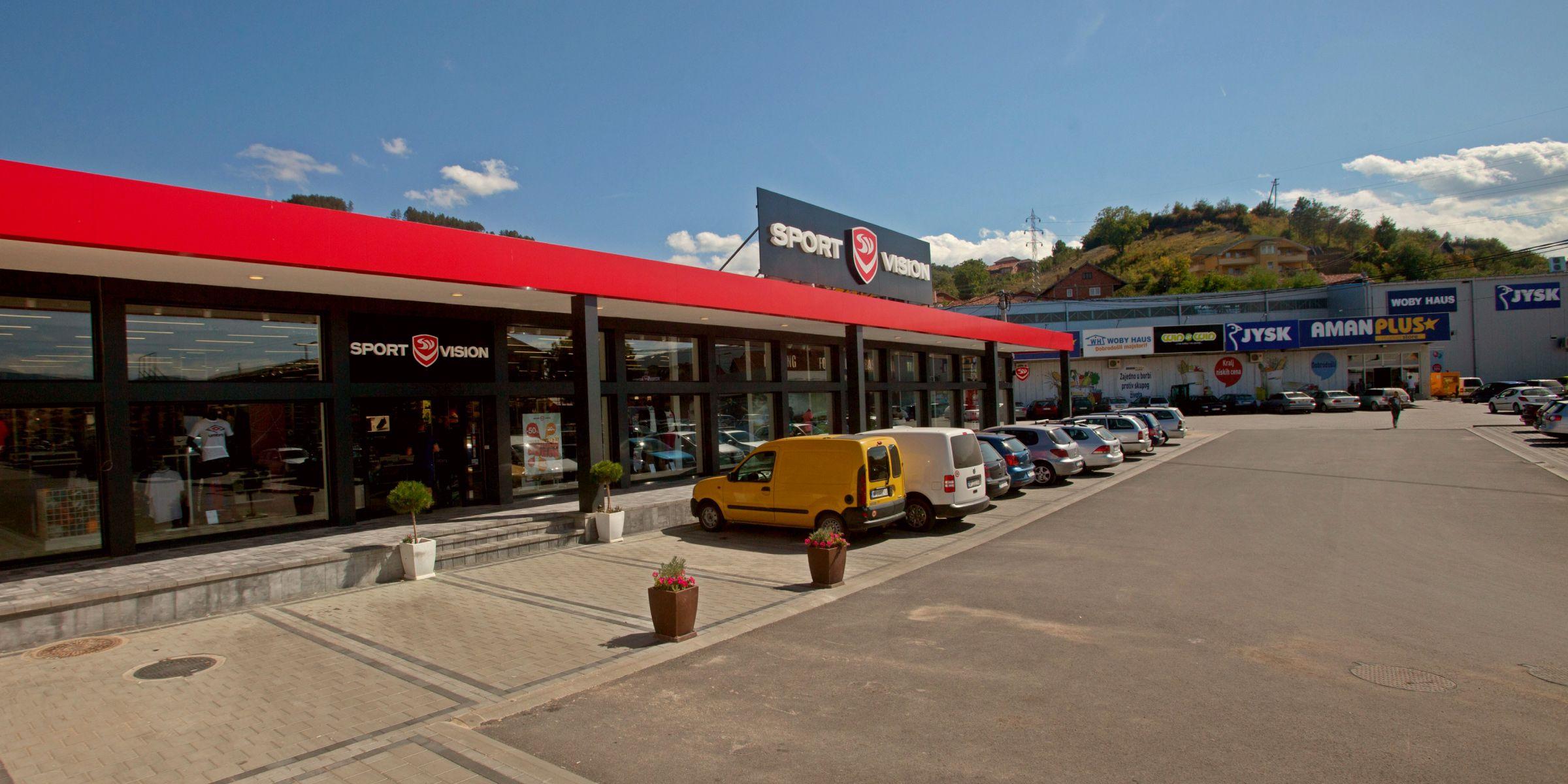 Samald Park šoping centar, Novi Pazar www.novipazarguide