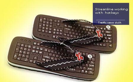 combination of shortcut keys