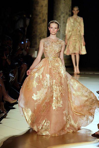 Paris Haute Couture: Elie Saab Haute Couture Autumn/Winter 2012/2013 collection