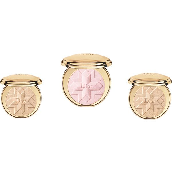 Preview, Photos Dior Golden Winter Makeup Collection, Couture Palettes... ❤ liked on Polyvore featuring beauty products y makeup