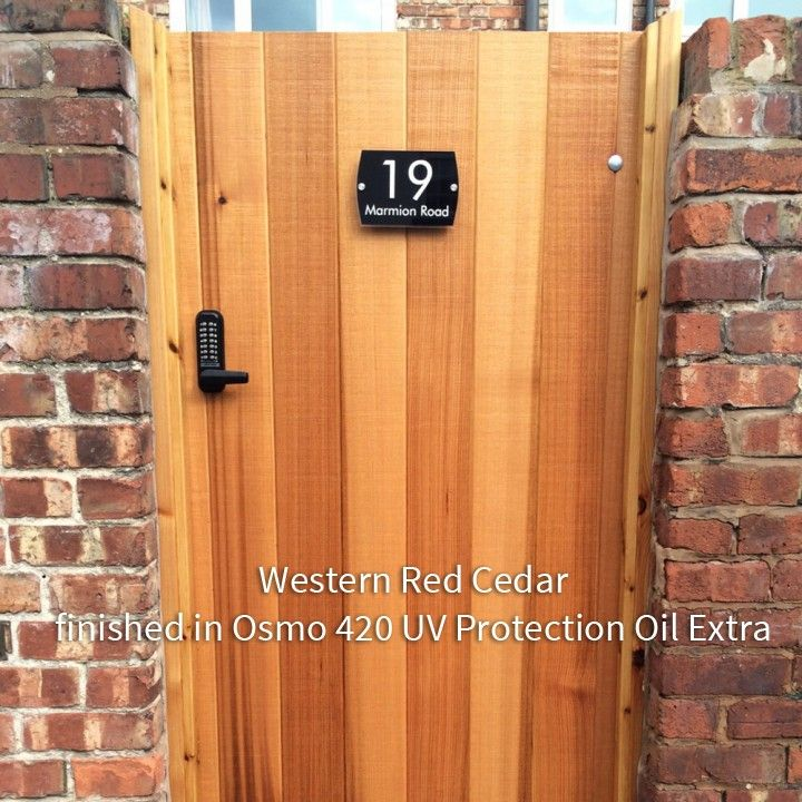 Image result for osmo oil finish Cedar cladding