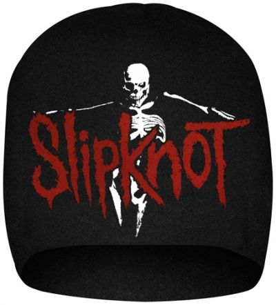 Slipknot Bonnet Tribal S Band Logo Nouveau Officiel Noir Unisex