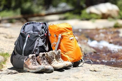 What goes in your camping backpack?