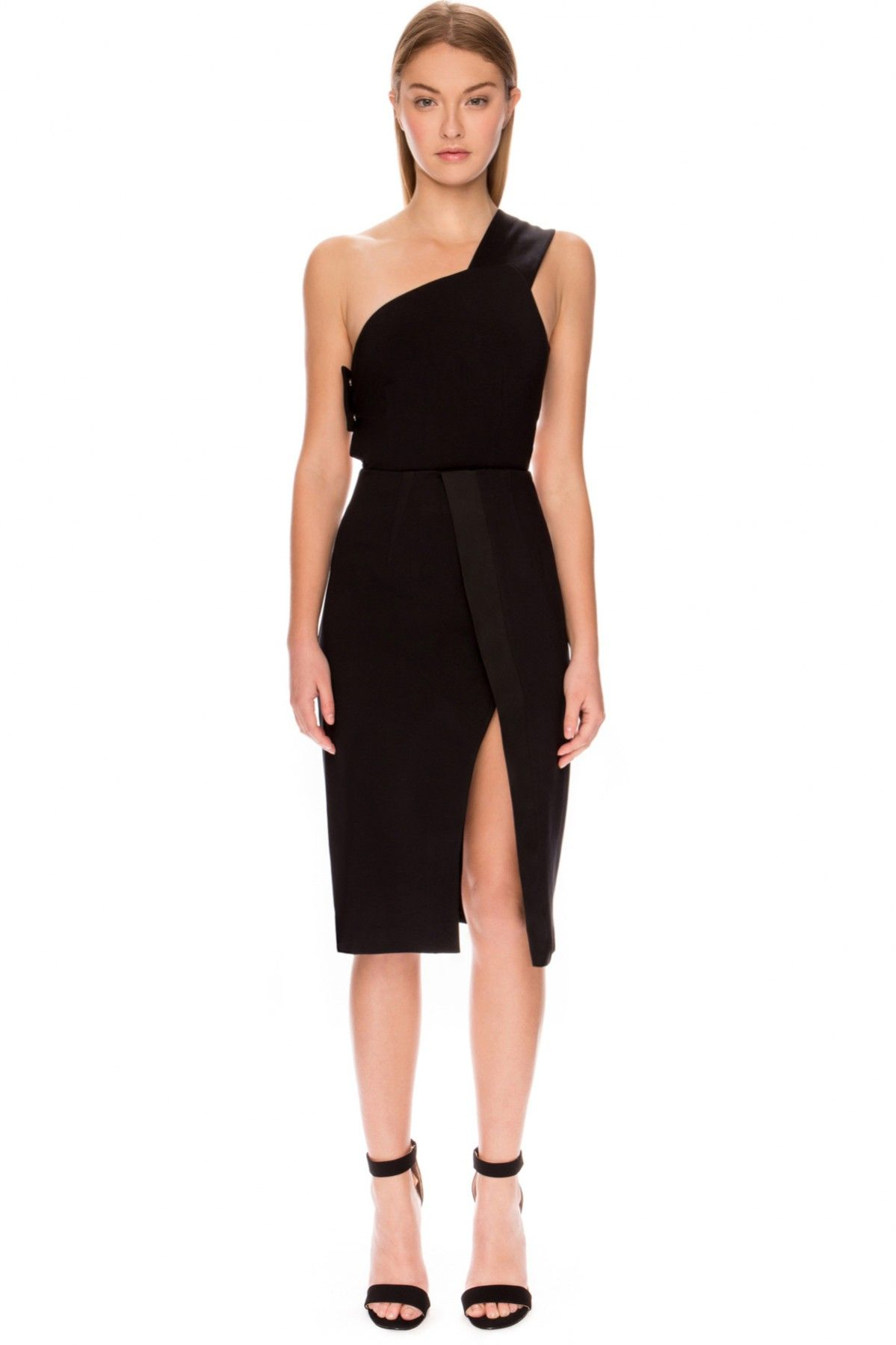 f4c0fa1f2b2e FINDERS KEEPERS PARTITION SKIRT BLACK - BNKR