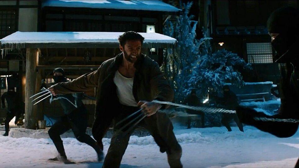 The Wolverine Trailer Wolverine Movie Man Movies New Trailers