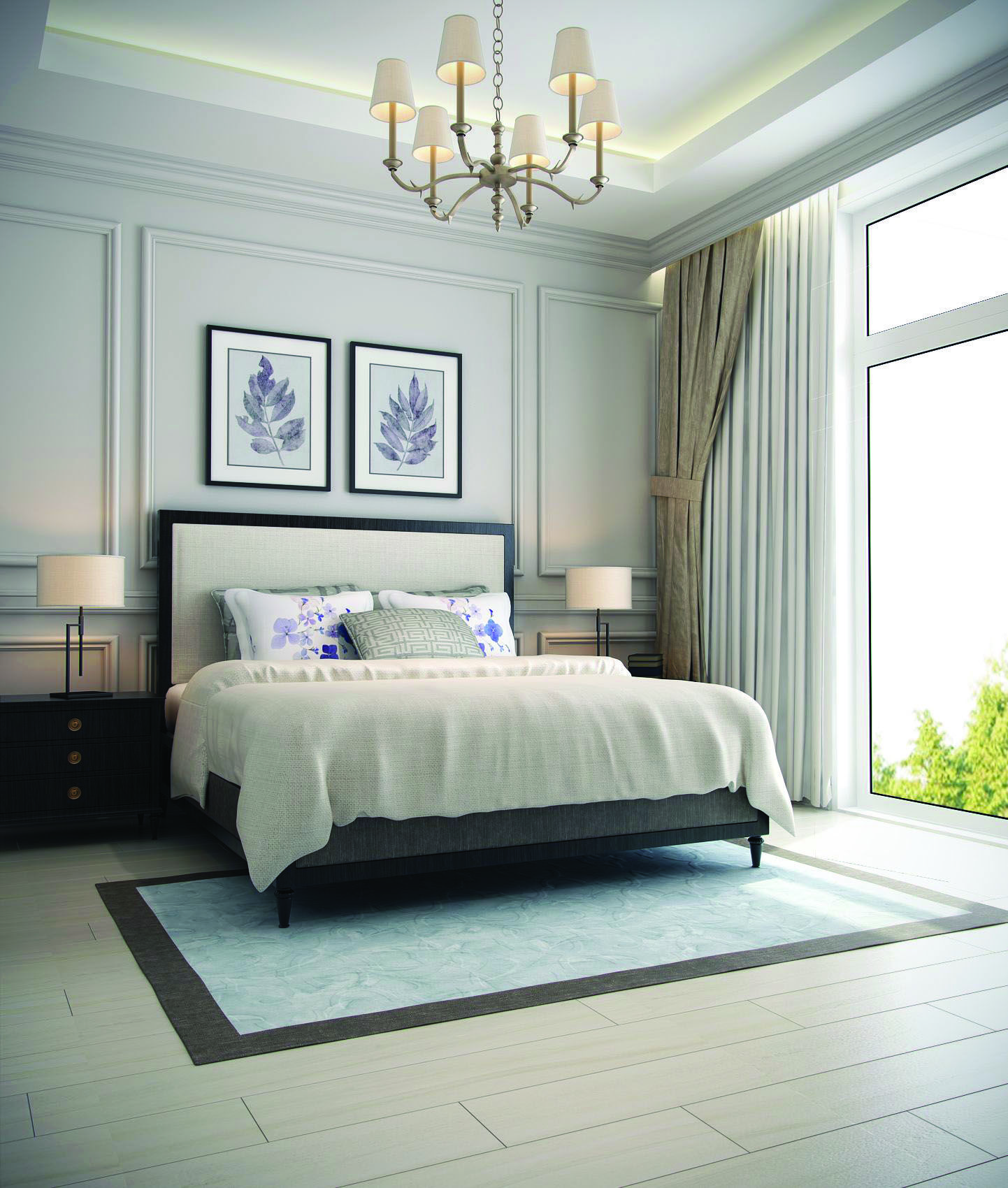 Discover 1970 S Wall Paneling Made Easy Luxury Bedroom Master Luxurious Bedrooms Modern Bedroom Design