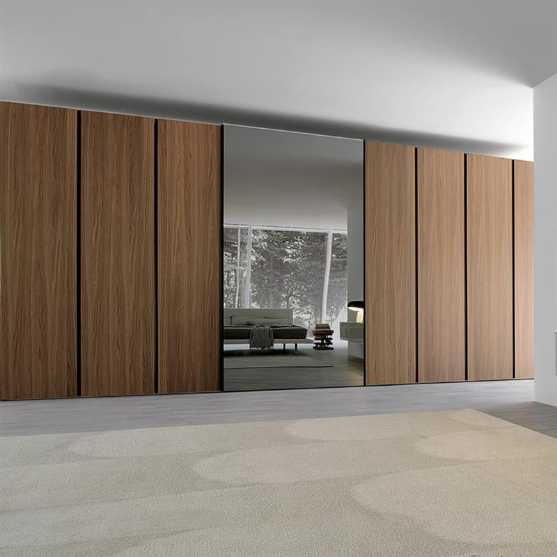 Image Result For Teak Wood Sliding Wardrobes Bedroom