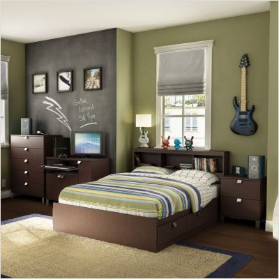 Full Size Bedroom Furniture Sets Three Advantages To Consider Designalls In 2020 Boys Bedroom Themes Boys Bedroom Furniture Boys Bedroom Decor